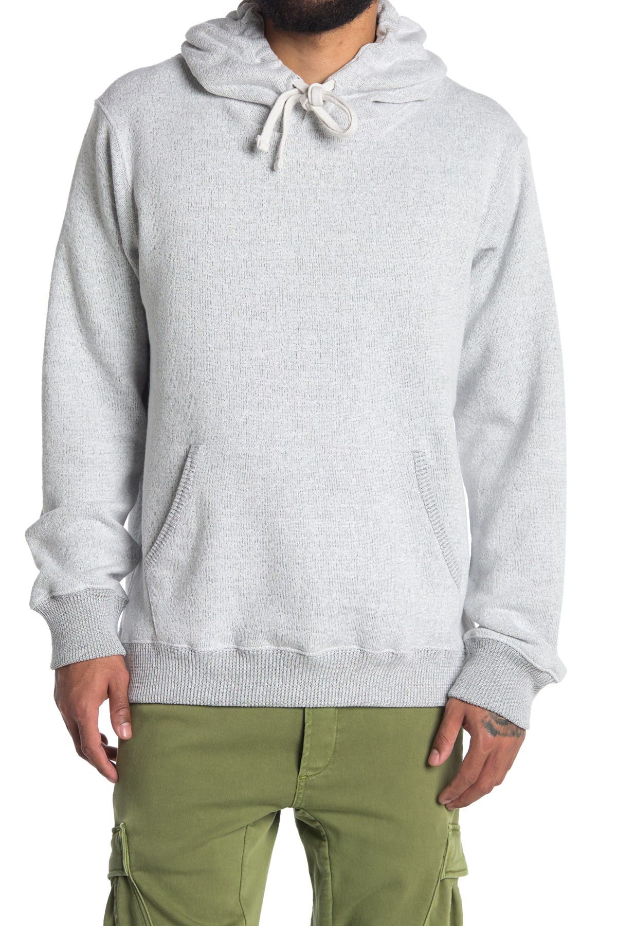Image of FLEECE FACTORY Nantucket Pullover Hoodie