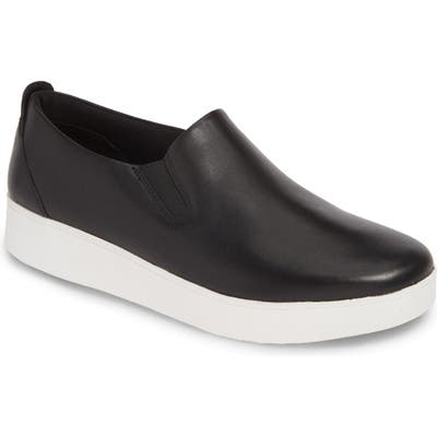 Fitflop Sania Skates Slip-On Sneaker, Black