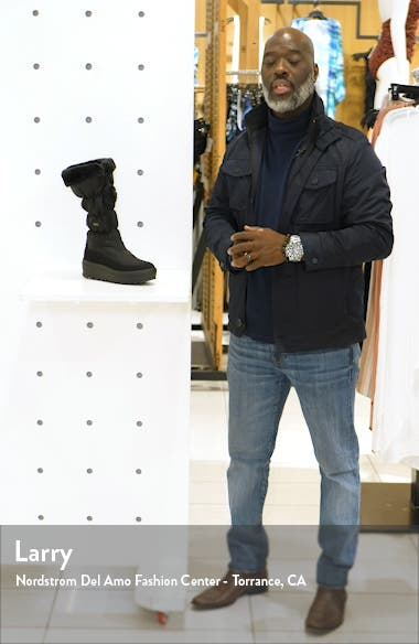 Toboggan 2.0 Faux Fur Trim Waterproof Insulated Boot, sales video thumbnail