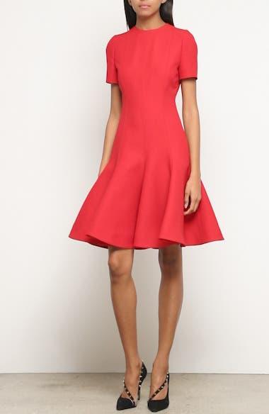 Crepe A-Line Dress, video thumbnail