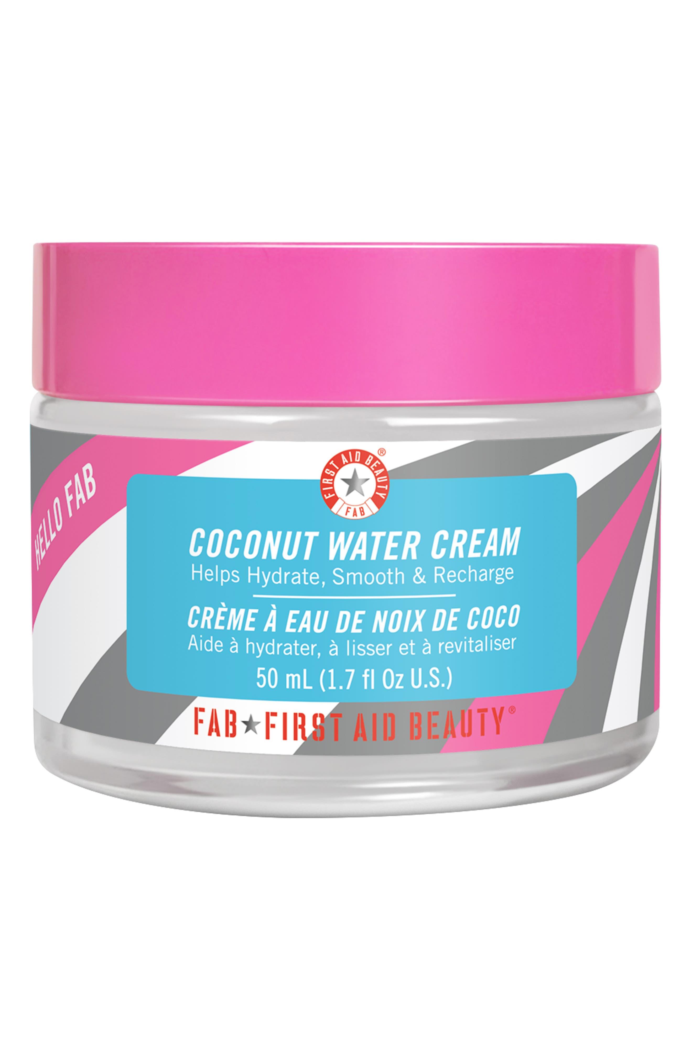 Hello Fab Coconut Water Cream