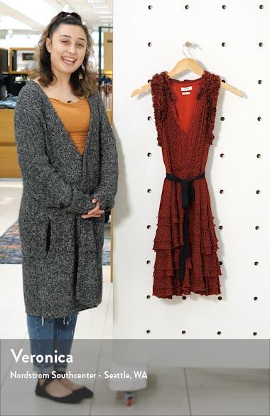 Ruffle Floral Dress, sales video thumbnail