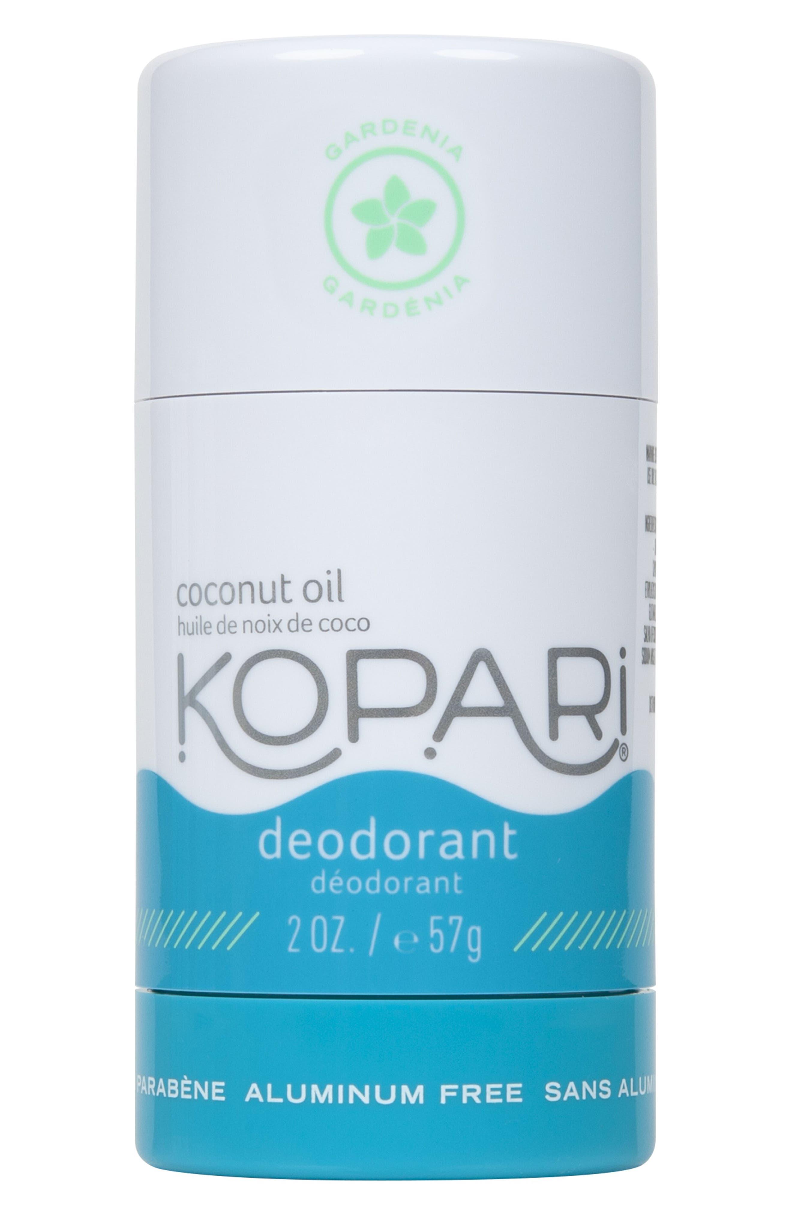 Natural Coconut Gardenia Deodorant