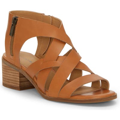 Lucky Brand Nayeli Sandal- Brown