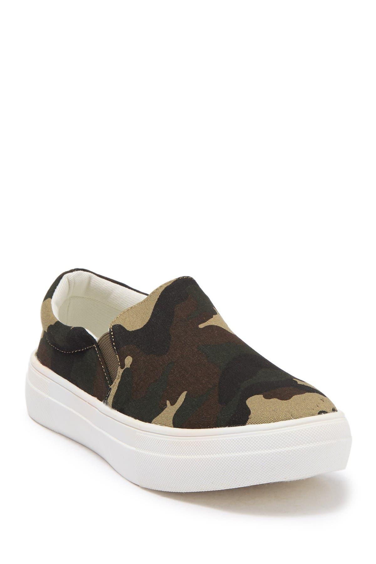 Image of Matisse Harry Printed Slip-On Sneaker