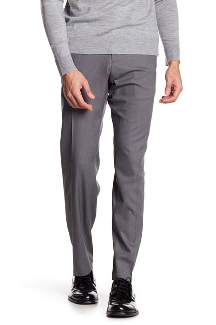 """Image of Kenneth Cole Reaction Stretch Heather Pants - 29-34"""" Inseam"""