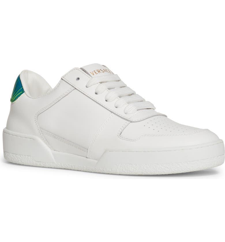 VERSACE Semplice Jungle Sneaker, Main, color, 153