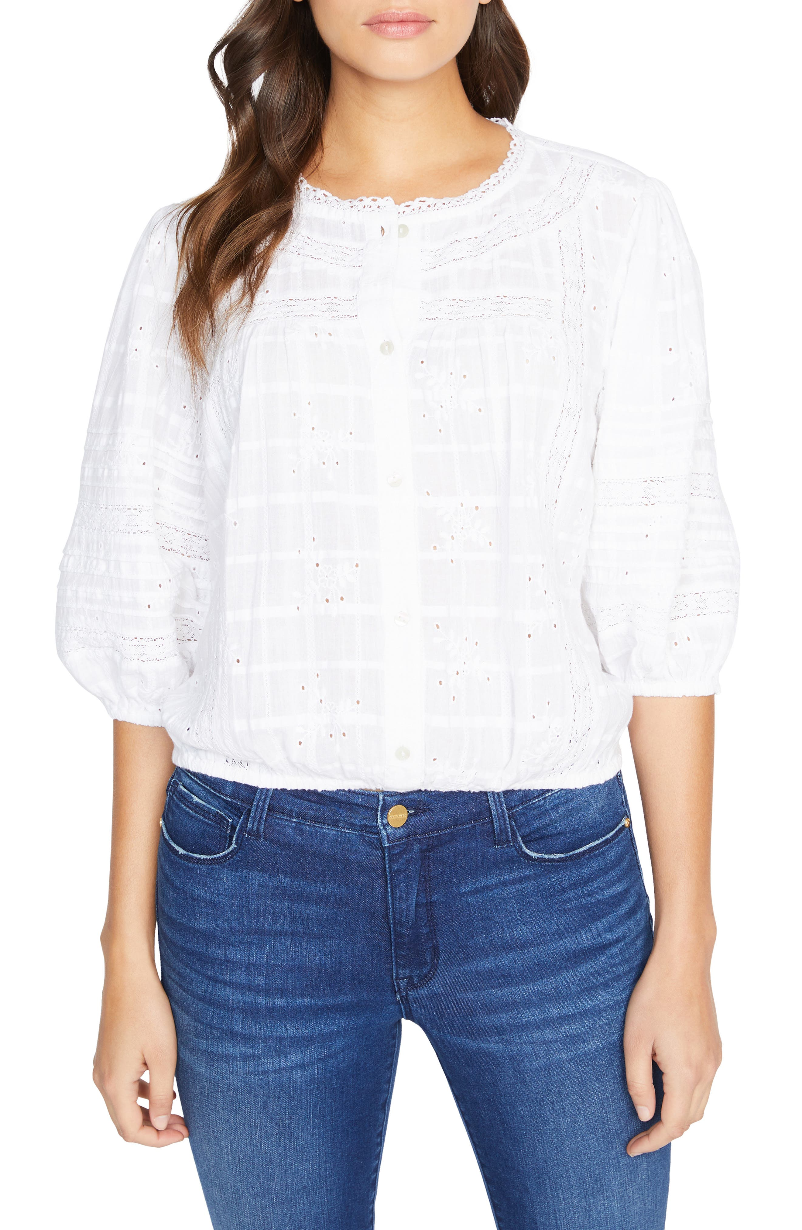 Image of Sanctuary Country Lane Heirloom Blouse