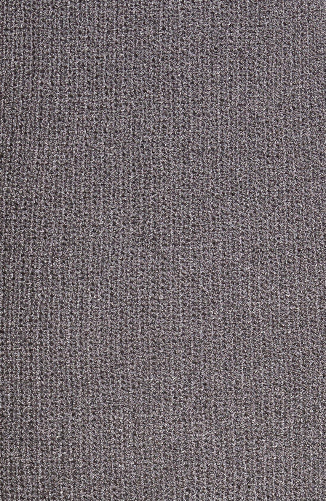 ,                             Cowl Neck Sweater Dress,                             Alternate thumbnail 4, color,                             021