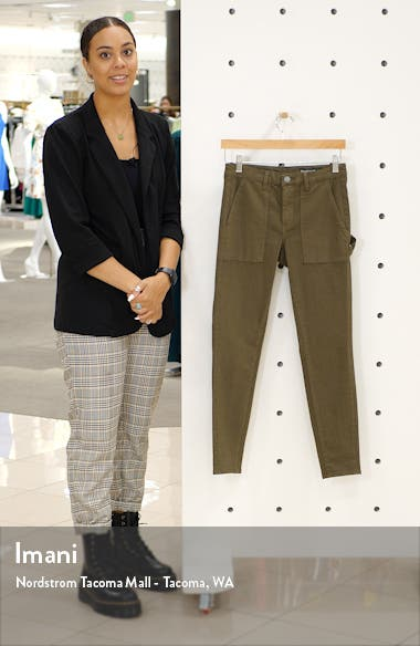 The Madison Carpenter Crop Skinny Pants, sales video thumbnail