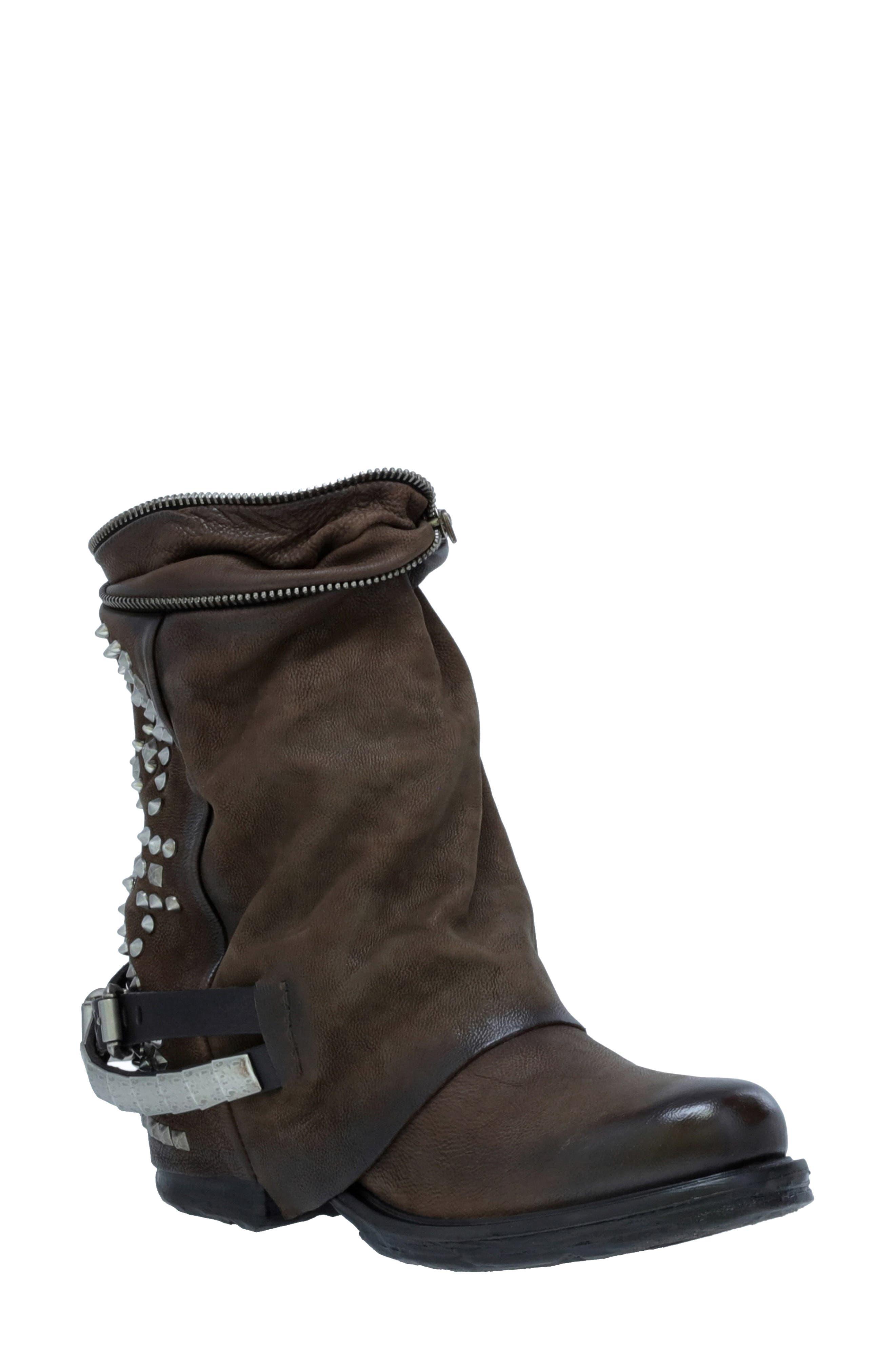 Women's A.s.98 Sid Western Boot
