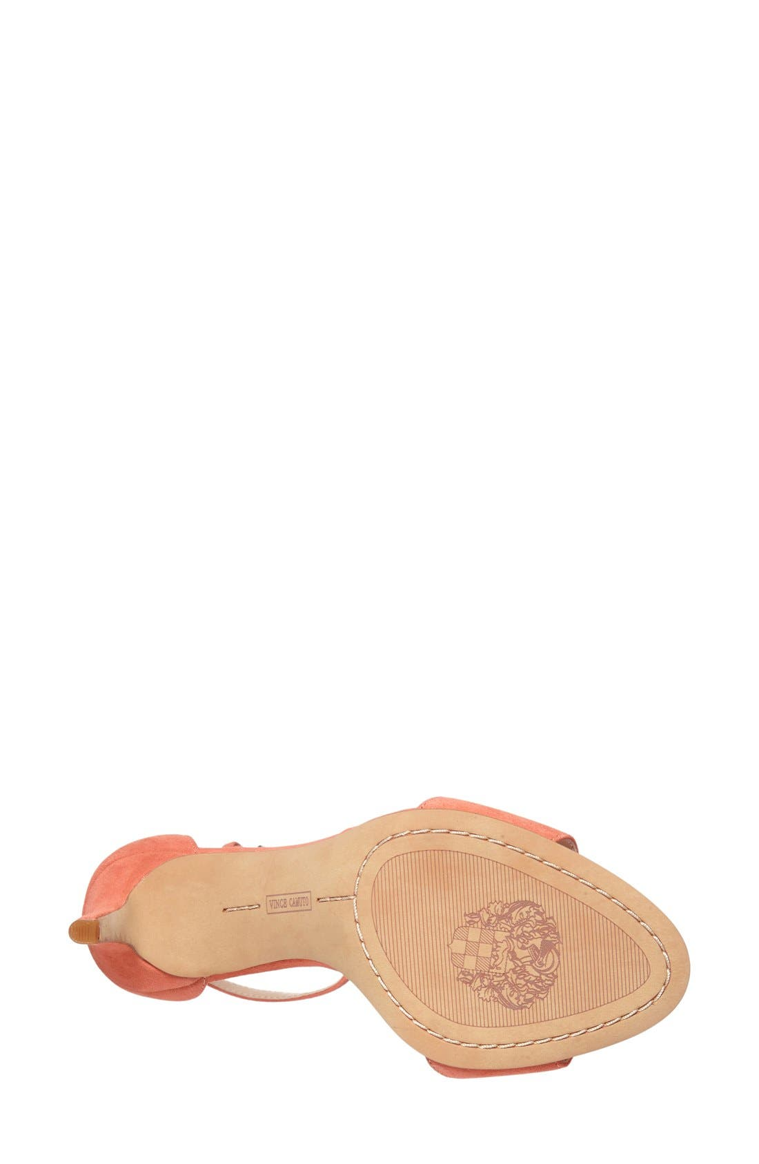 ,                             'Court' Ankle Strap Sandal,                             Alternate thumbnail 100, color,                             830