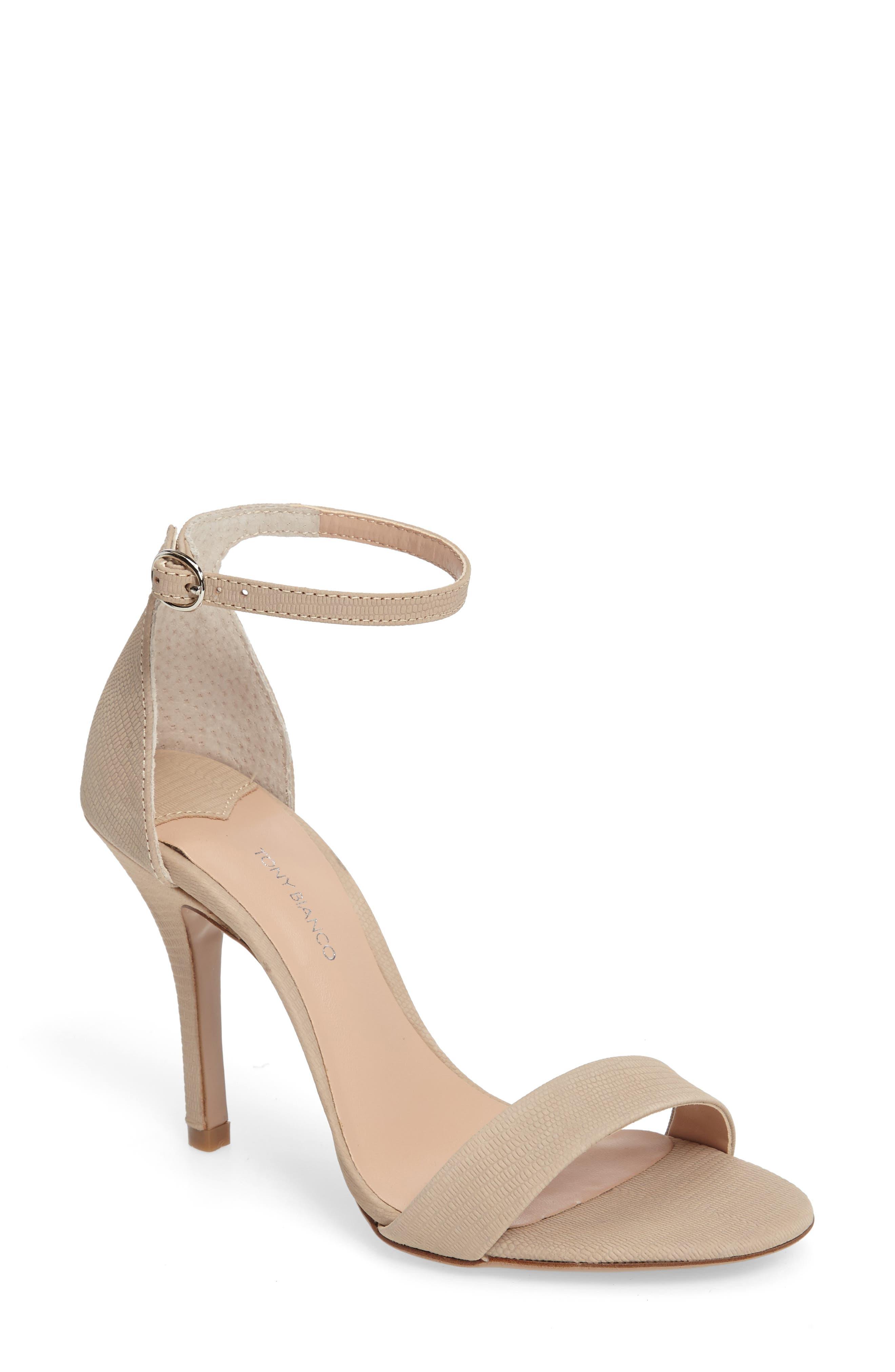 Image of Tony Bianco Lovinia Strappy Sandal