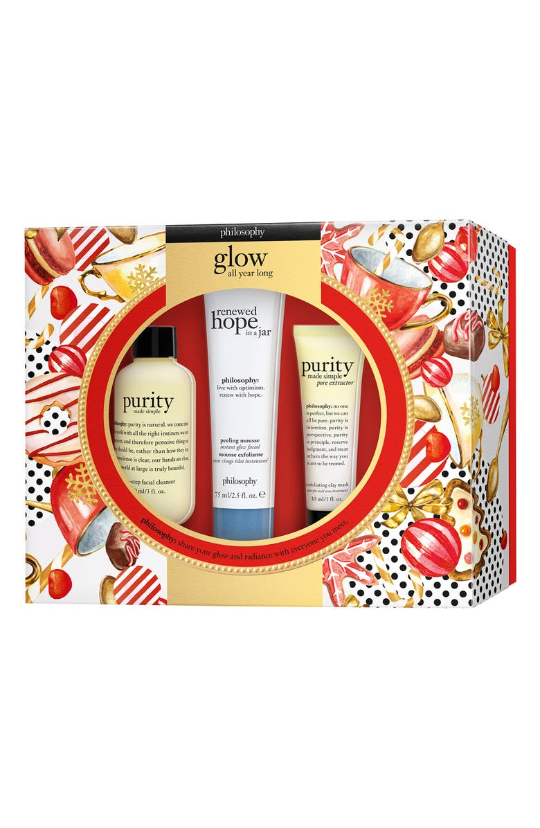 PHILOSOPHY glow all year long set, Main, color, NO COLOR