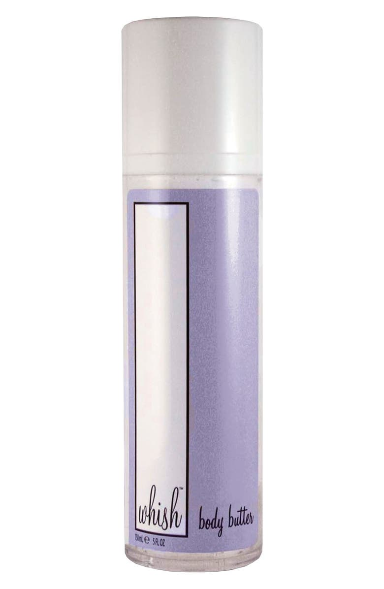 WHISH<SUP>™</SUP> Lavender Body Butter, Main, color, 000