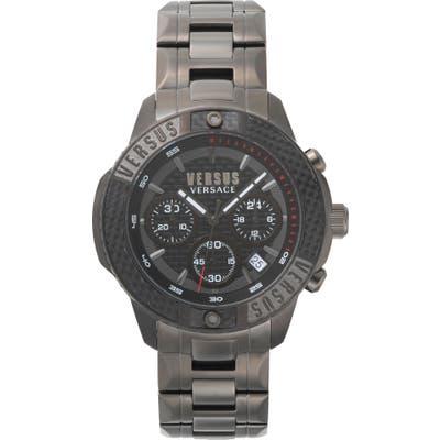 Versus Versace Admiralty Chronograph Bracelet Watch, 4m