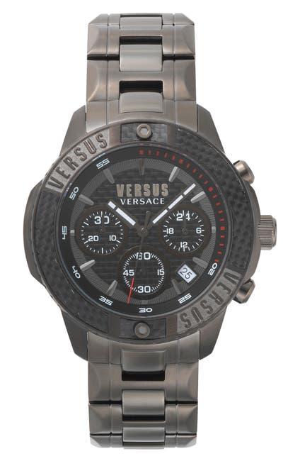 Image of VERSUS Men's Admiralty Chronograph Bracelet Watch, 44mm