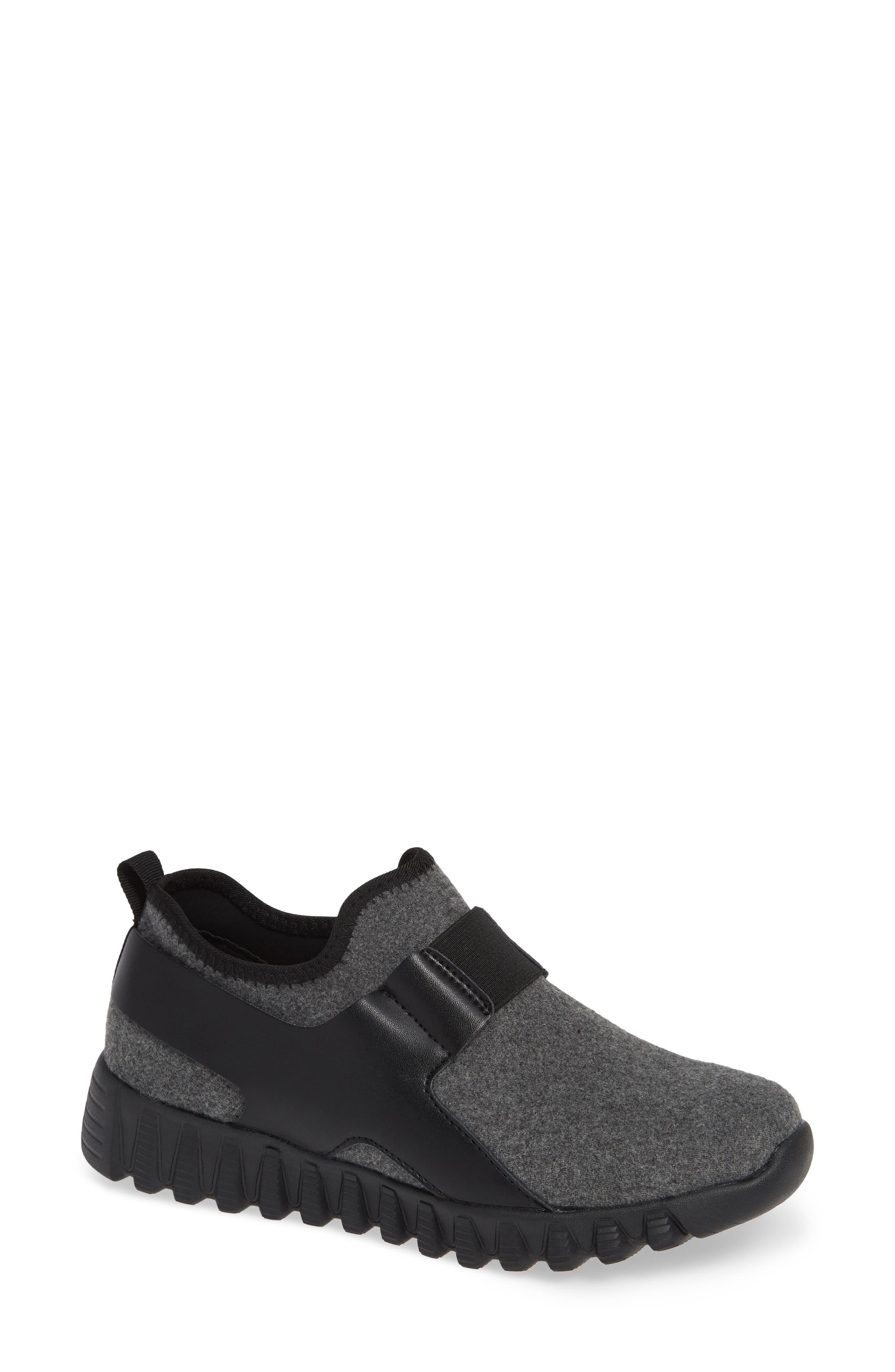 Bernie Mev. Glow Sneaker, Grey