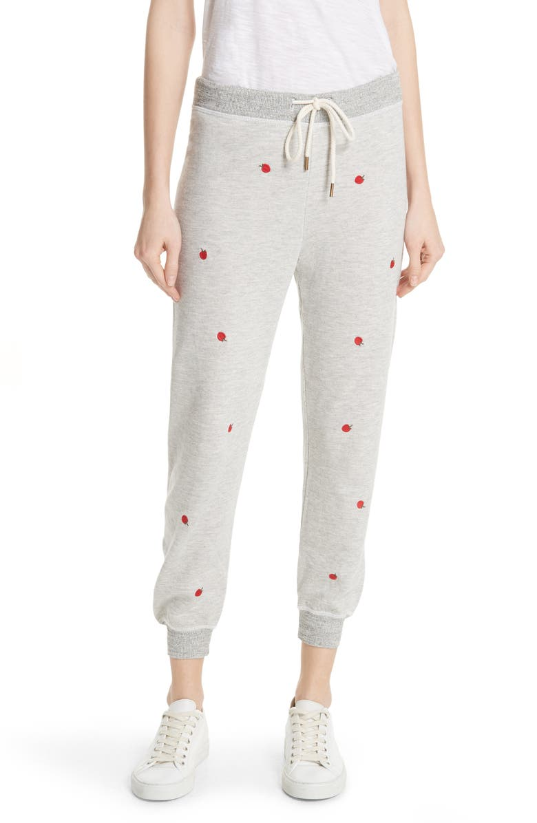 various styles 100% original beautiful design THE GREAT. The Cropped Sweatpants | Nordstrom