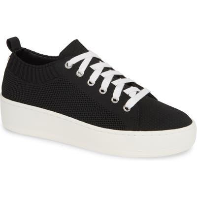 Steve Madden Bardo Sneaker- Black