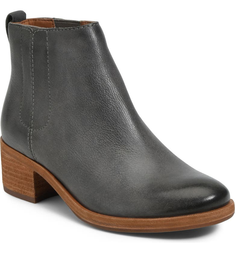 KORK-EASE<SUP>®</SUP> Mindo Chelsea Bootie, Main, color, GREY LEATHER