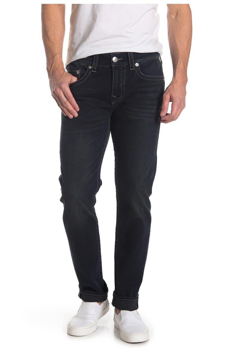 TRUE RELIGION Rocco Skinny Jeans, Main, color, GGJD LAST CALL