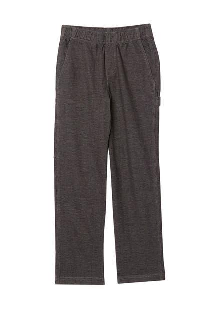 Image of Tea Collection Denim-Like Carpenter Pants