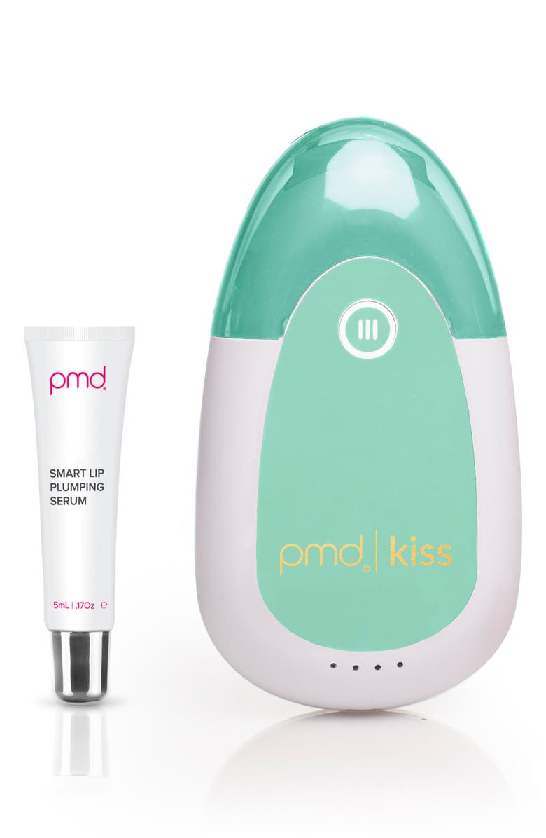 PMD Kiss Lip Plumping Device, Main, color, TEAL
