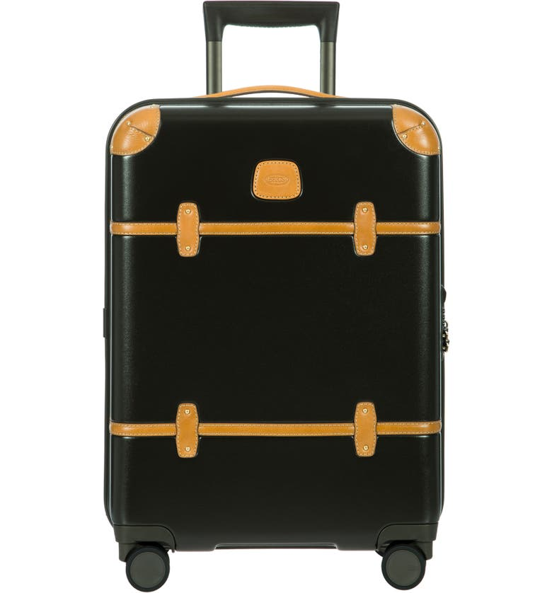 BRIC'S Bellagio 2.0 21-Inch Rolling Carry-On, Main, color, BLACK