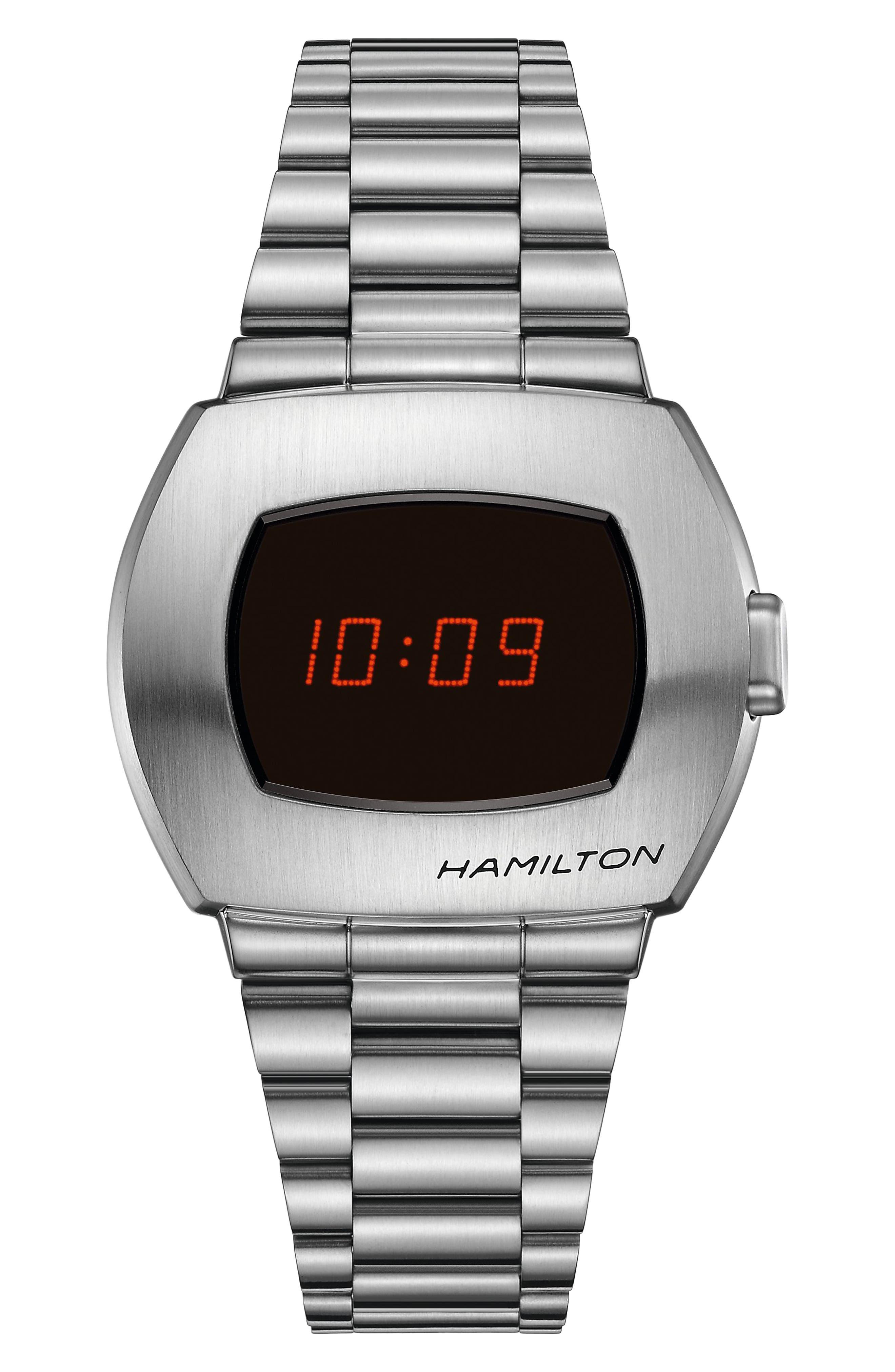American Classic Psr Digital Quartz Bracelet Watch