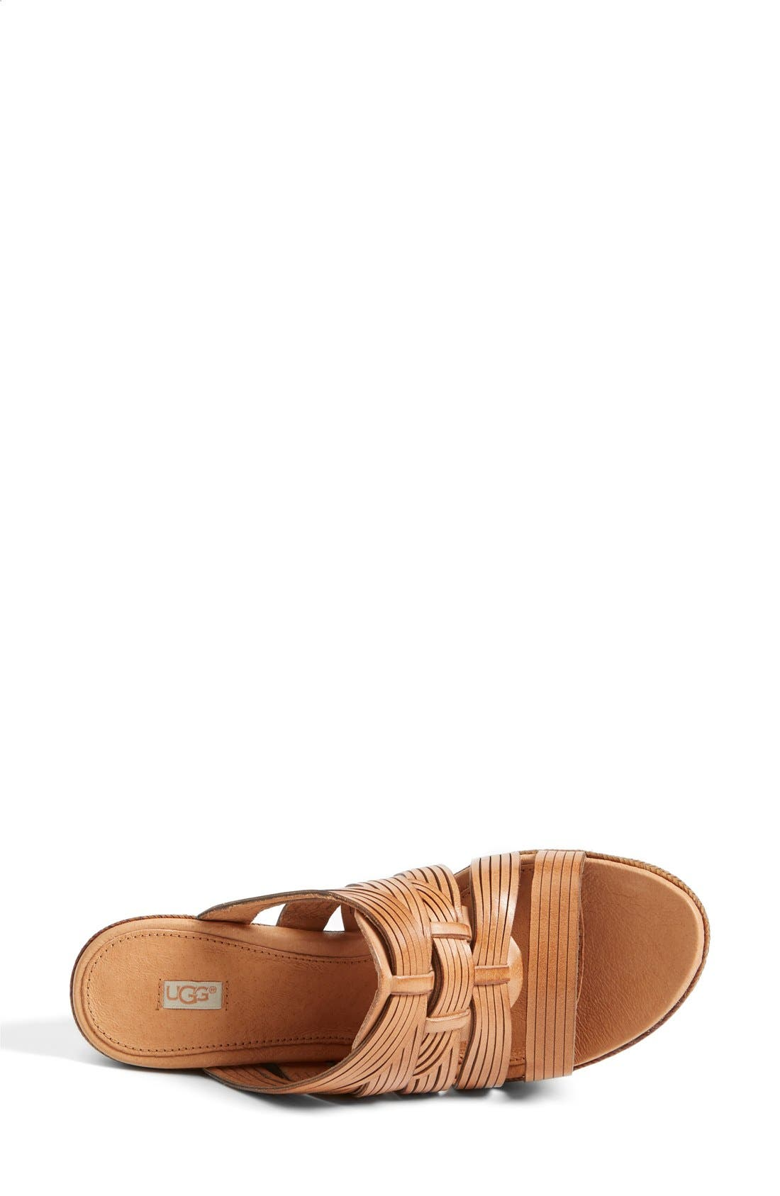 ,                             'Melinda' Platform Wedge Sandal,                             Alternate thumbnail 13, color,                             200