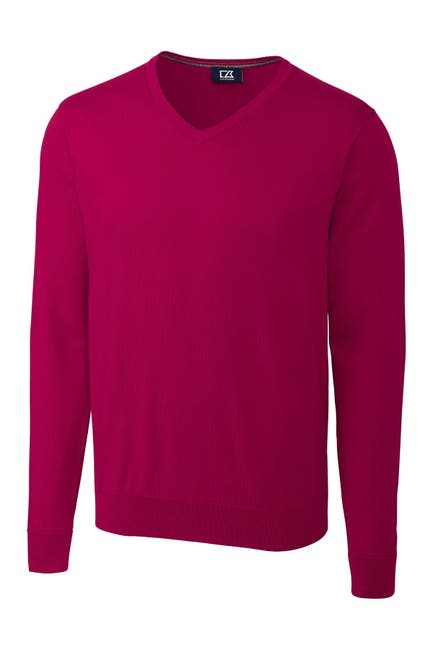 Image of Cutter & Buck Lakemont V-Neck Sweater