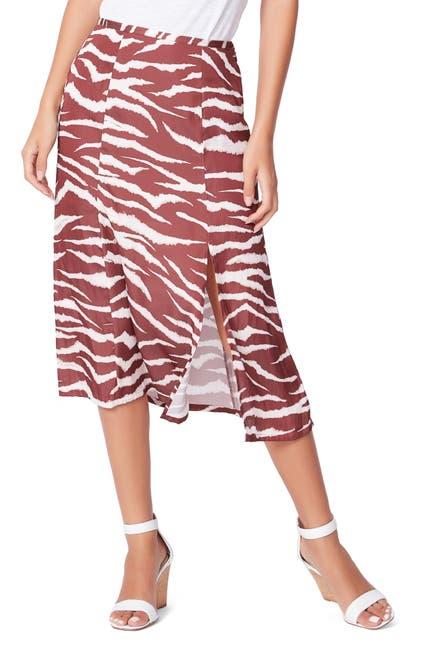 Image of PAIGE Larsa Midi Skirt