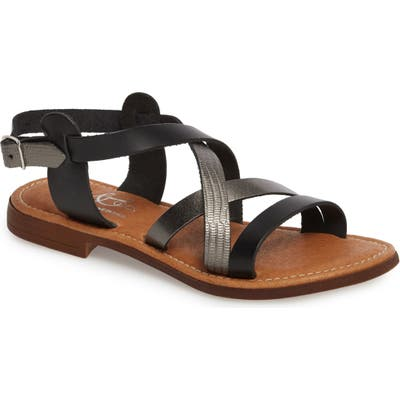 Bos. & Co. Ionna Sandal - Black