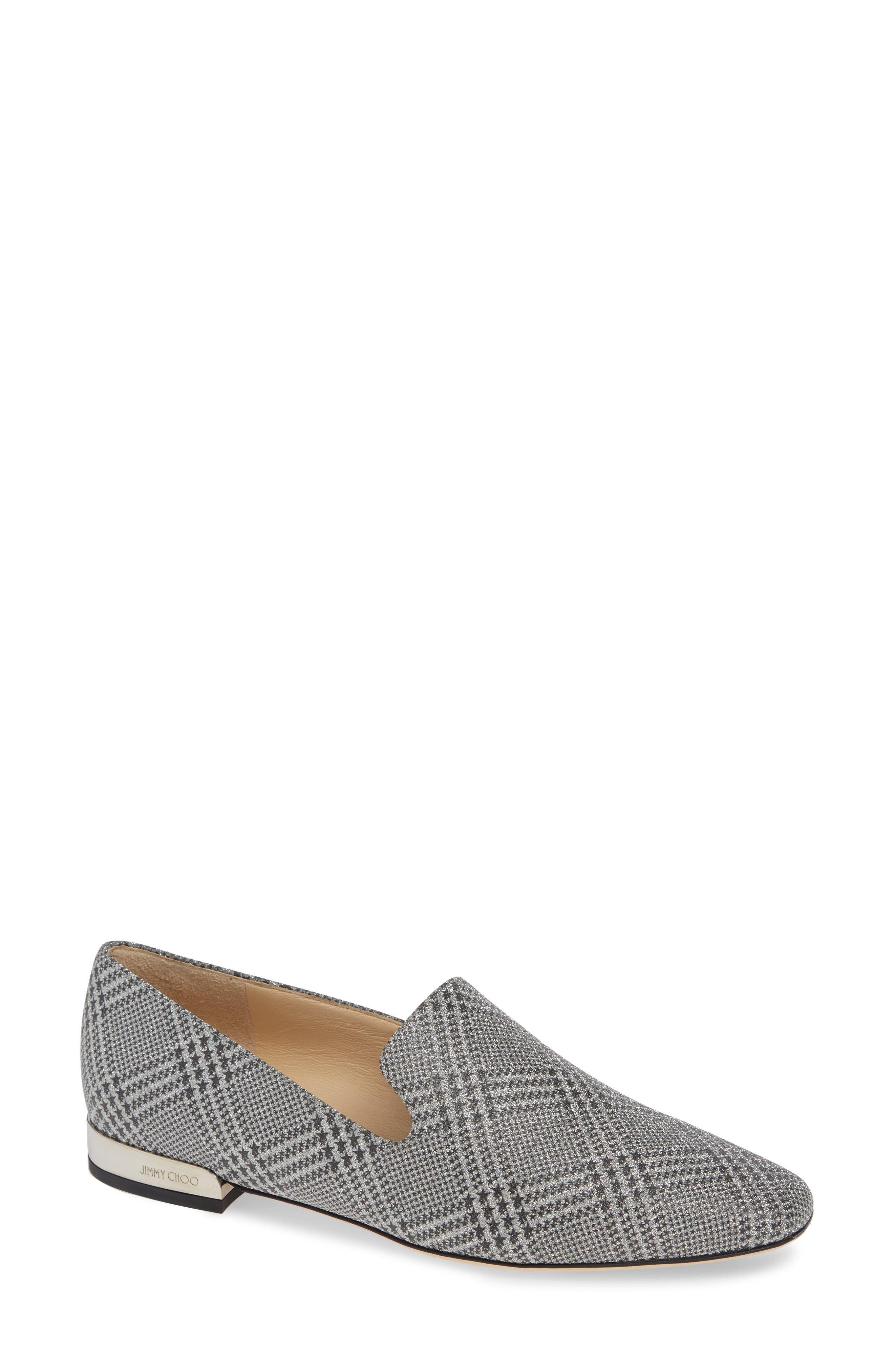 Jaida Loafer, Main, color, SILVER