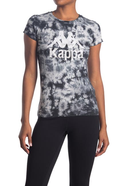 Image of Kappa Active Authentic Caspra Tie Dye Shirt