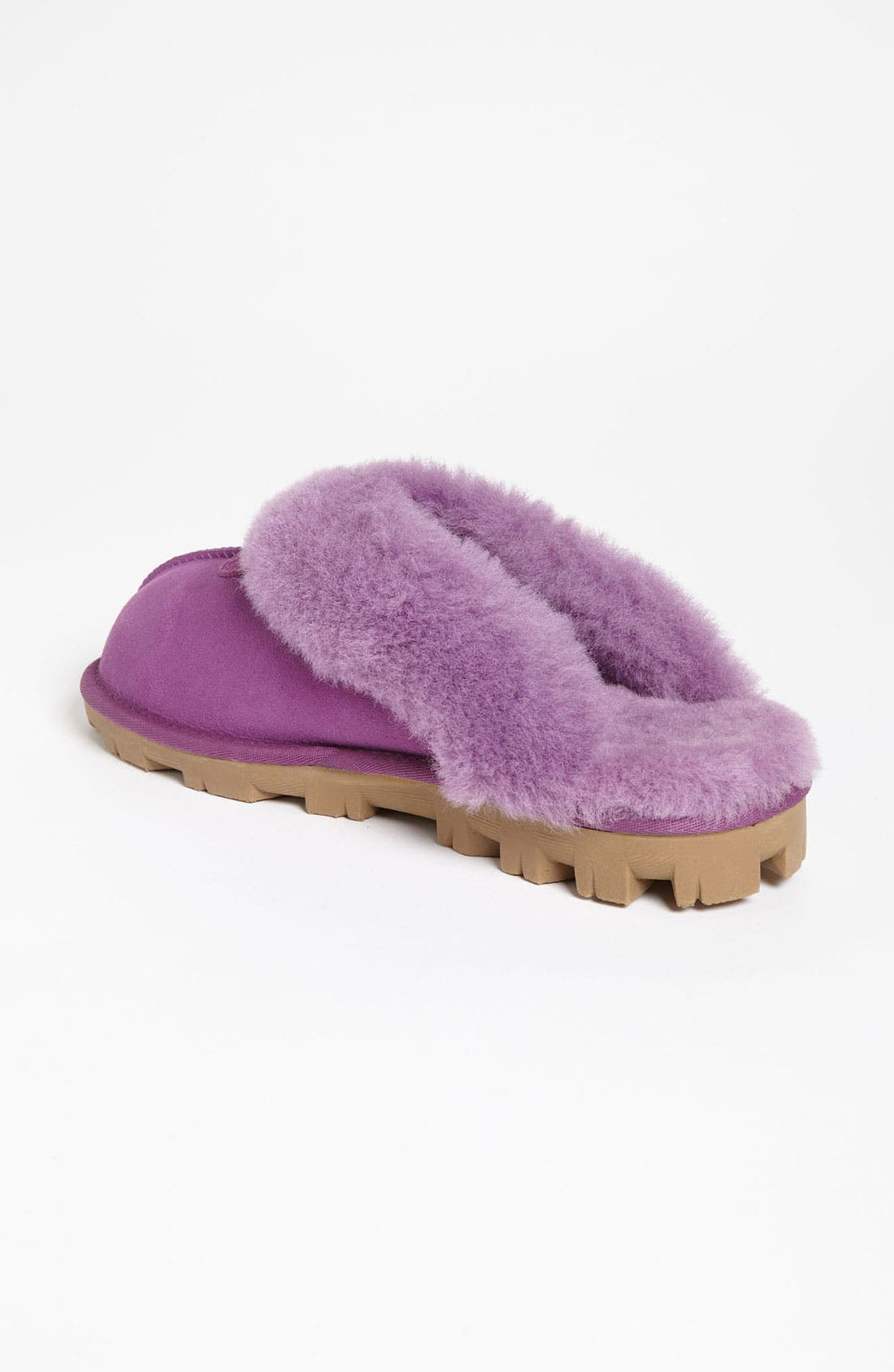 ,                             Genuine Shearling Slipper,                             Alternate thumbnail 139, color,                             517