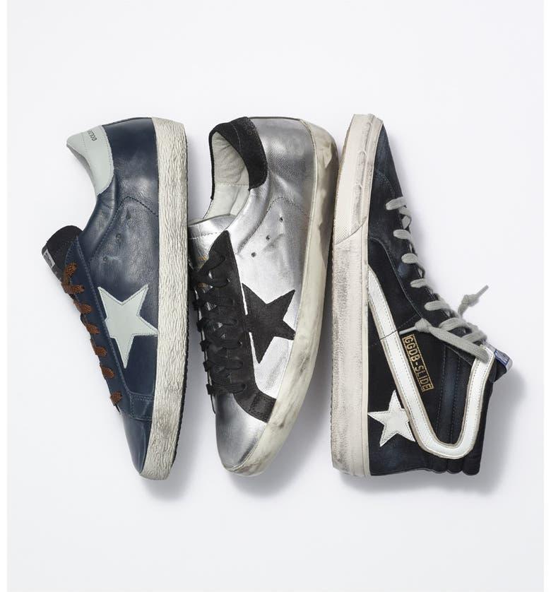 GOLDEN GOOSE 'Slide' Sneaker, Main, color, 003