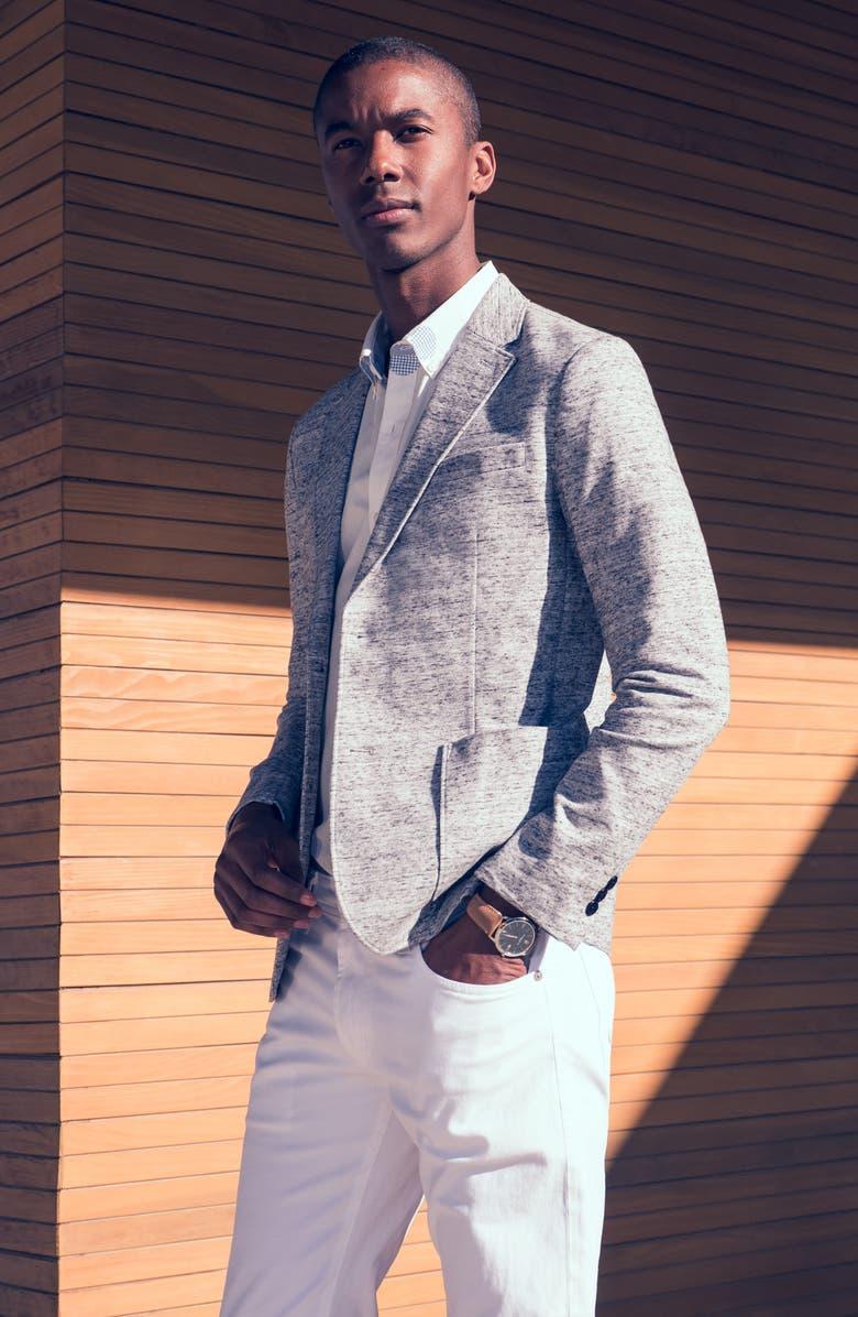 AG Tellis SUD Modern Slim Fit Stretch Twill Pants, Main, color, 054