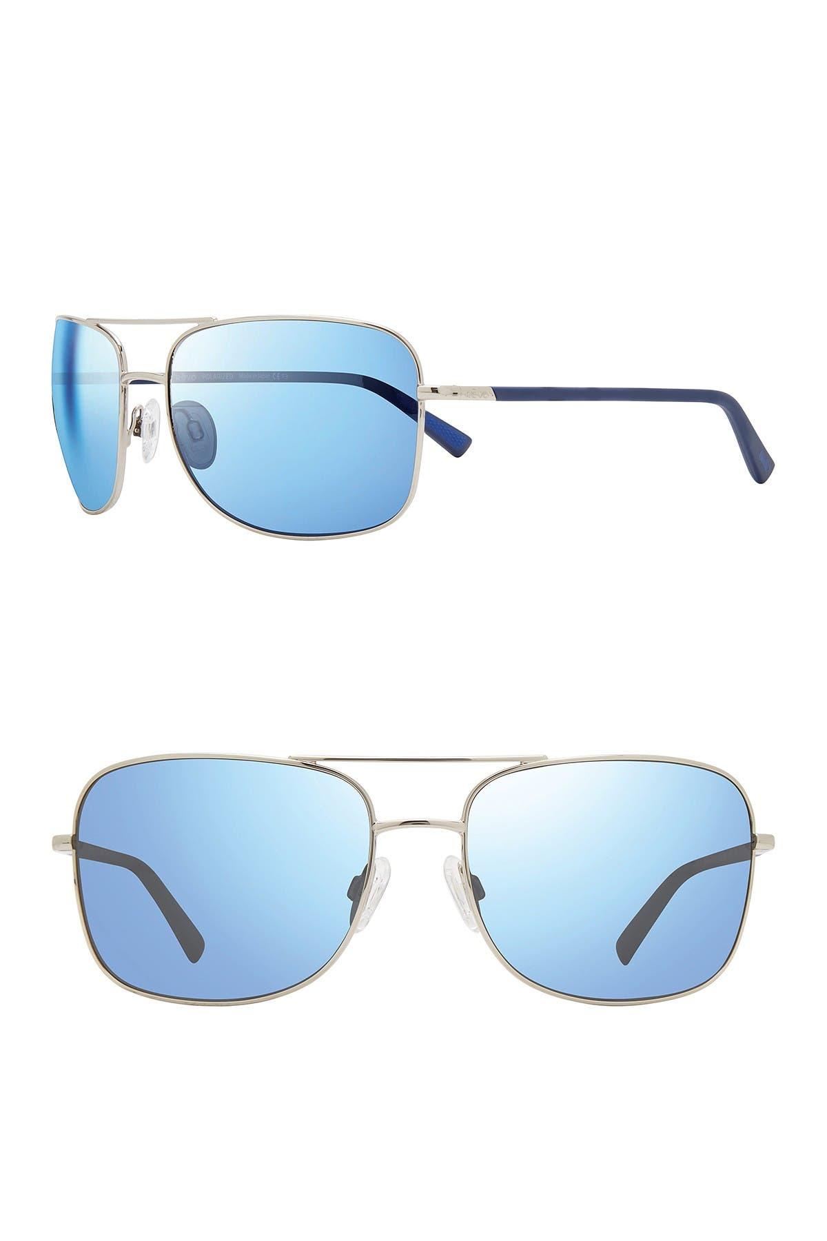 Revo Polarized Sunglasses Summit Navigator Frame