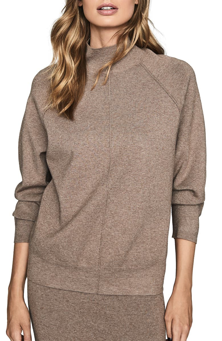 REISS Andrea Turtleneck Sweater, Main, color, 200