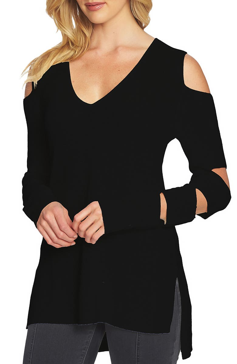 1.STATE Cutout Sweater, Main, color, 006