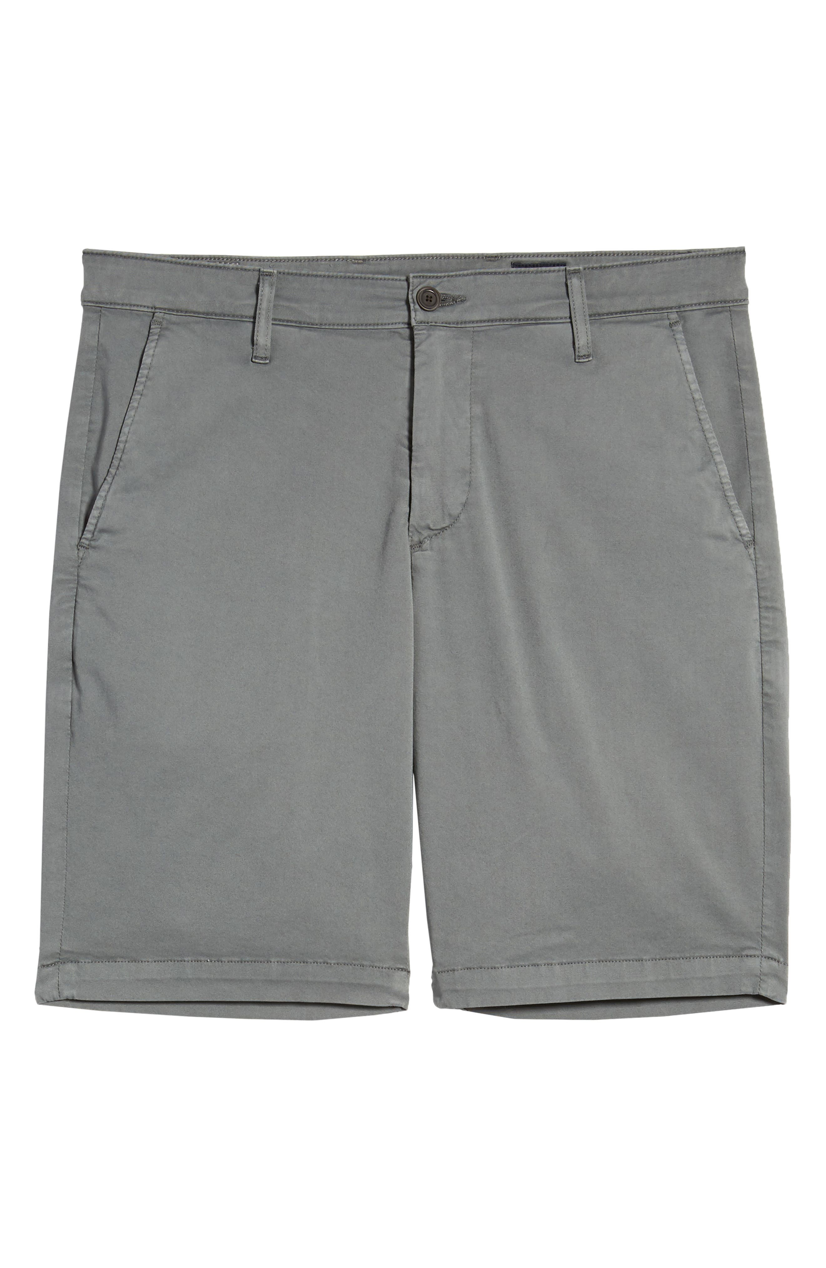 ,                             Griffin Regular Fit Shorts,                             Alternate thumbnail 6, color,                             SULFU FOG BEACON