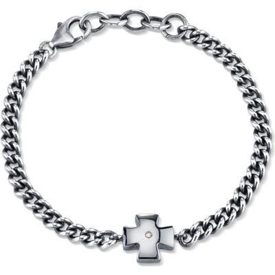 Sheryl Lowe Diamond Chain Bracelet