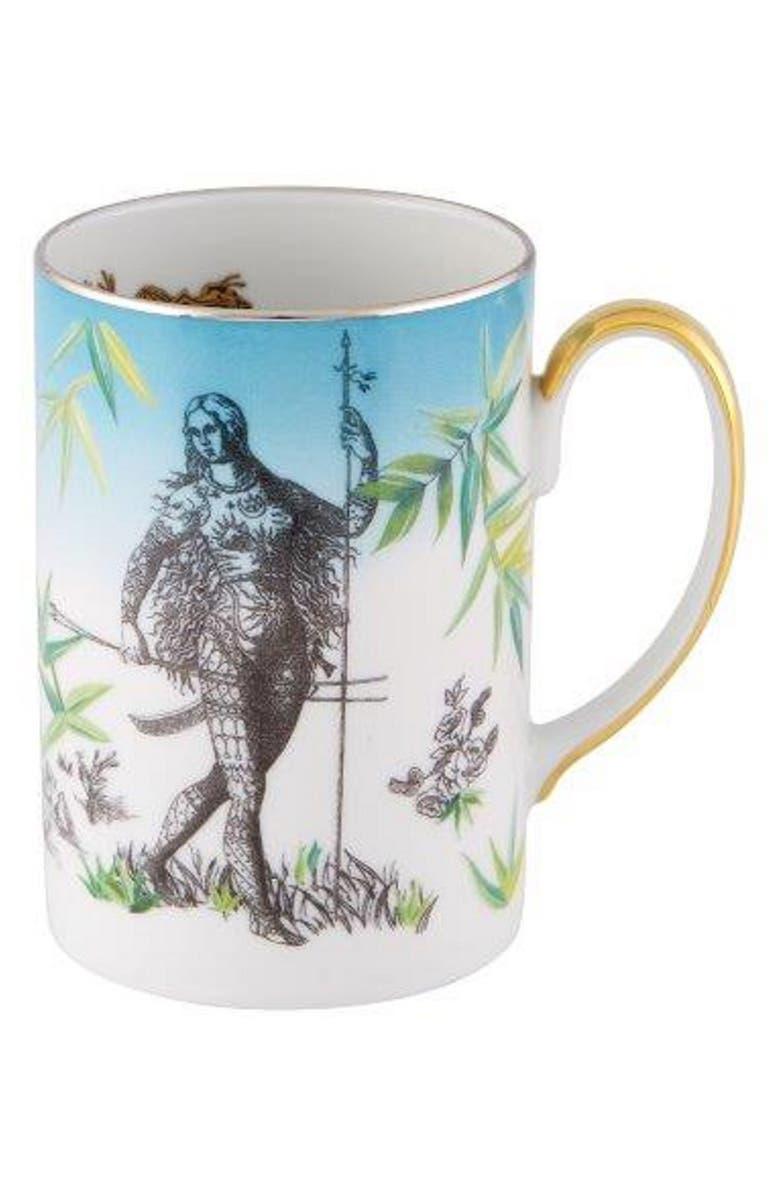 CHRISTIAN LACROIX Reveries Mug, Main, color, WHITE