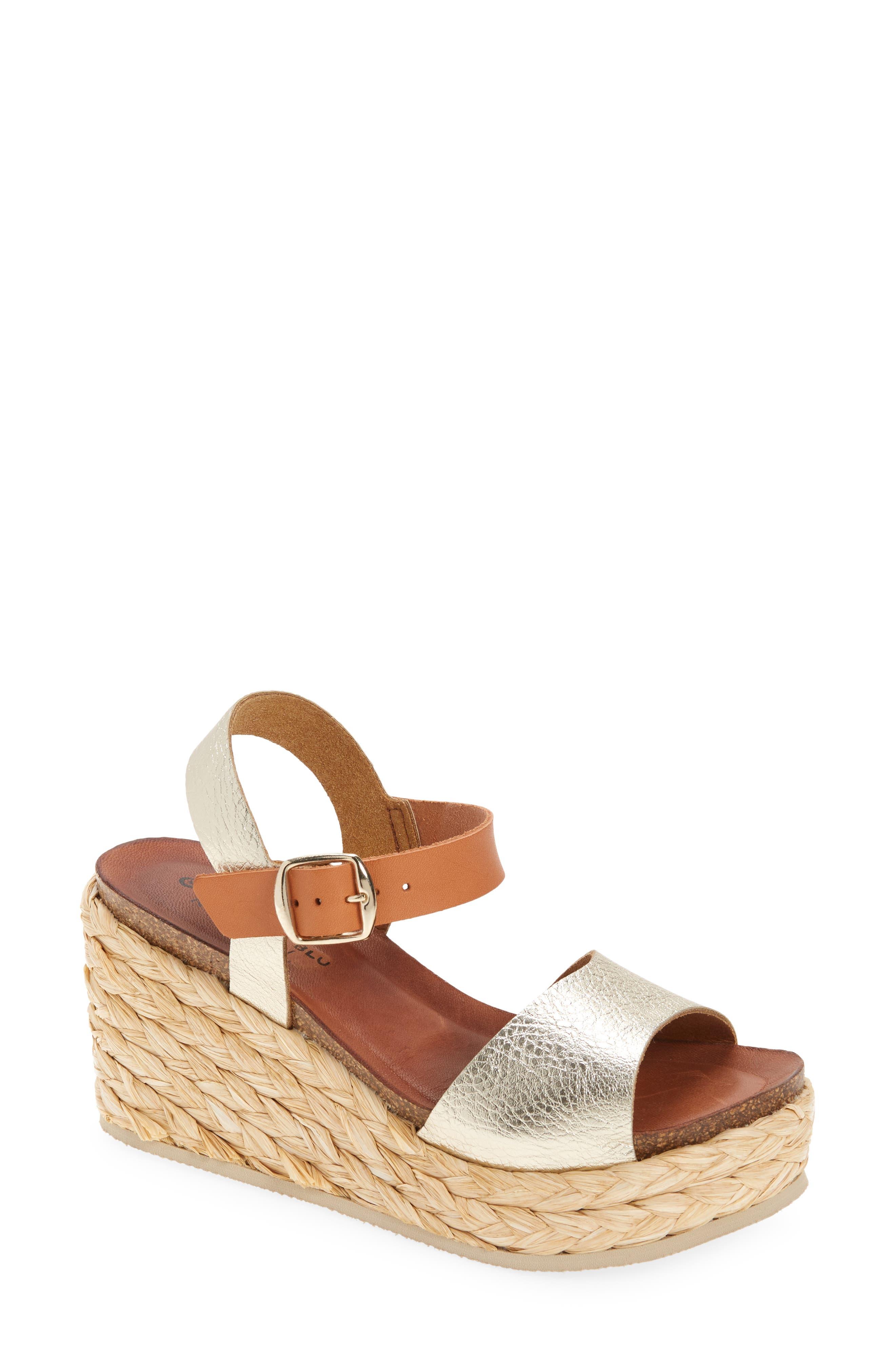 Mira Espadrille Wedge Sandal