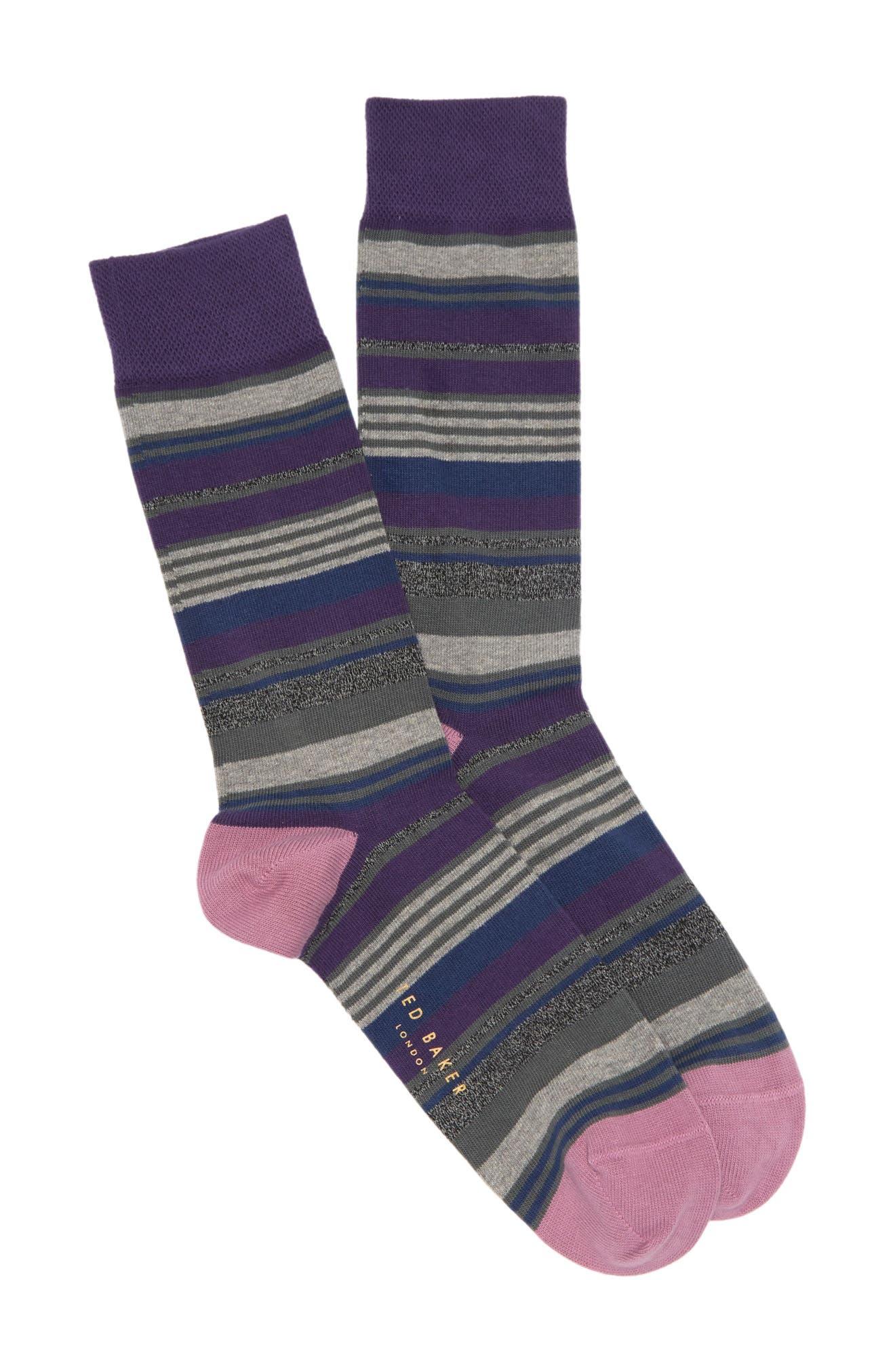 Image of Ted Baker London Hoopl Striped Socks