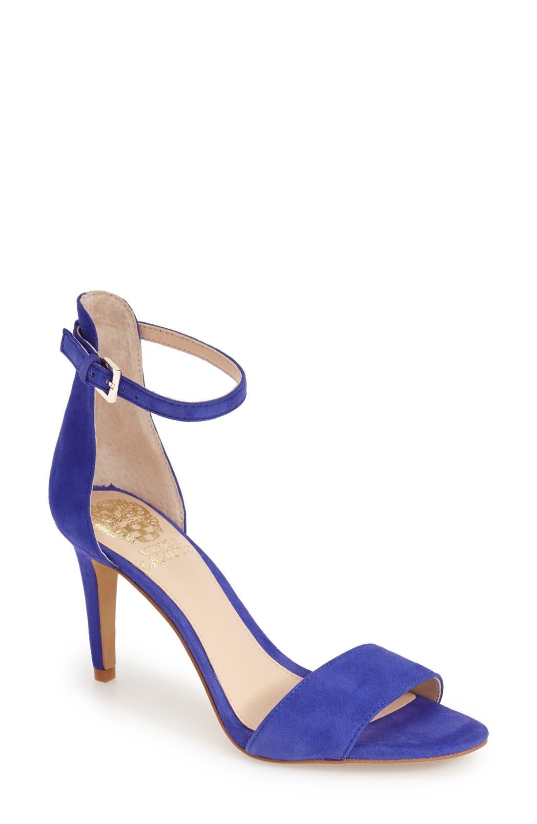,                             'Court' Ankle Strap Sandal,                             Main thumbnail 68, color,                             461