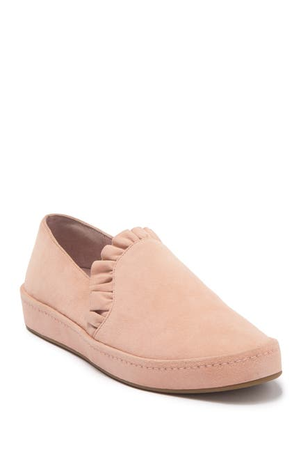 Image of Joie Dee Ruffle Slip-On Sneaker