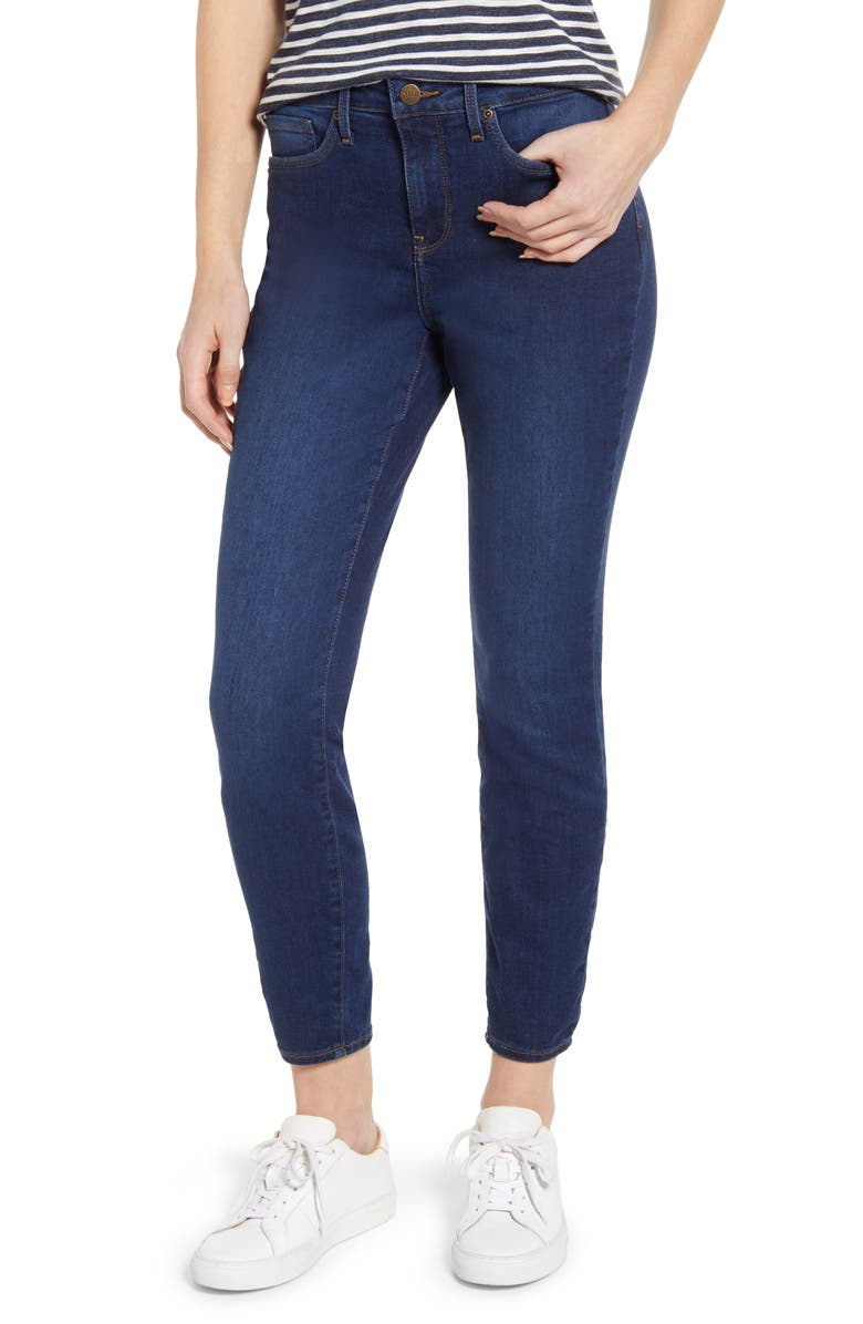 NYDJ Ami Ankle Skinny Jeans, Main, color, COOPER